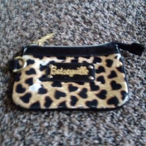 Betsy Johnson change purse